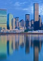 usa, new york, panorama