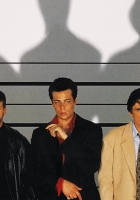usual suspects, faces, mans