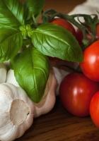 vegetables, garlic, tomatoes