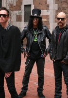 velvet revolver, house, glasses