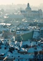 vilnius, lithuania, urban landscape