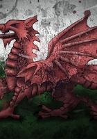wales, dragon, symbol