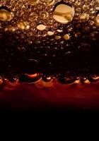 water drops, bubbles, macro
