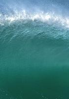 wave, sea, water