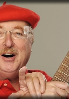 wicky junggeburth, guitar, mustache