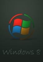 windows 8, brand, logo