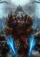 world of warcraft, worgen, character