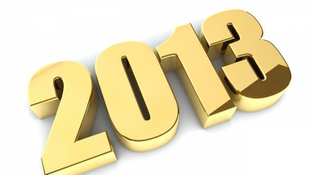 2013, figures, new year