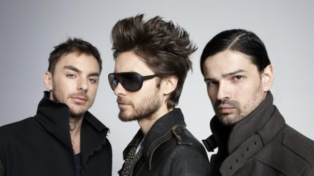 30 seconds to mars, group, photo-set