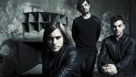 30 seconds to mars, haircuts, room