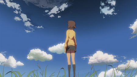 5 centimeters per second, sumida kanae, girl