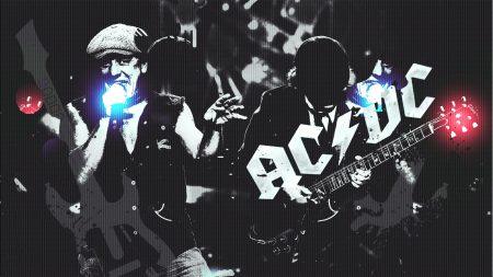 acdc, graphics, show