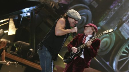 acdc, group, scene