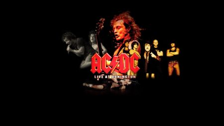 acdc, group, solo