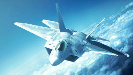 ace combat, f-22, raptor
