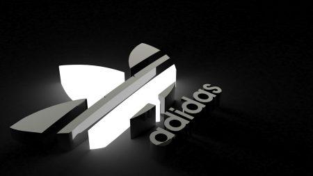 adidas, logo, brand