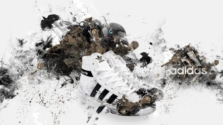 adidas, sneakers, shoes