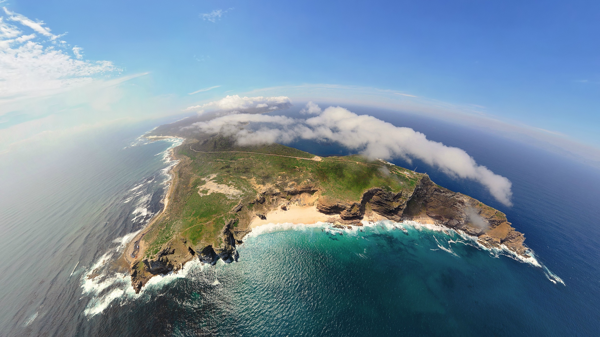 Earnings Disclaimer >> Download Wallpaper 1920x1080 africa, cape of good hope ...