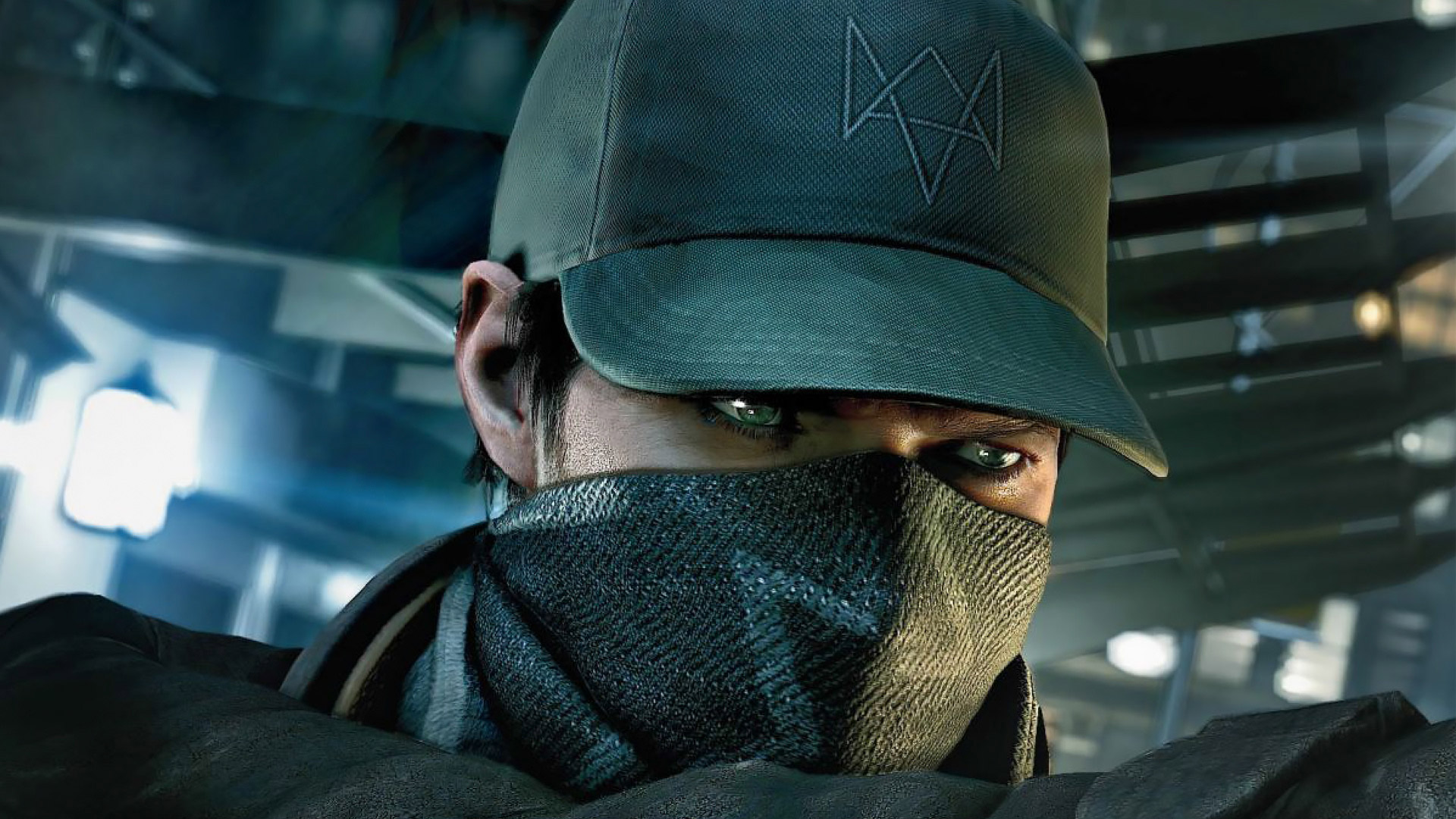 Earnings Disclaimer >> Download Wallpaper 1920x1080 aiden pearce, watch dogs, games Full HD 1080p HD Background