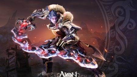 aion the tower of eternity, girl, arm