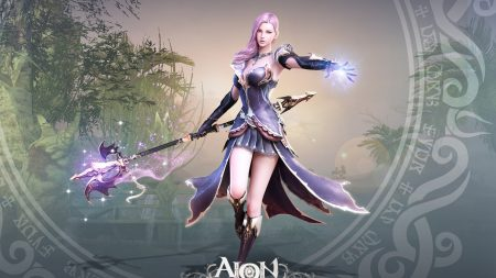 aion the tower of eternity, girl, dress