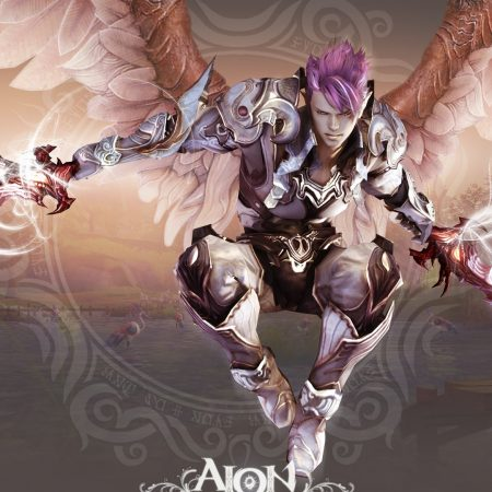 aion the tower of eternity, girl, wings