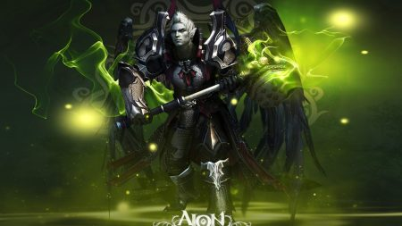 aion the tower of eternity, magic, hands
