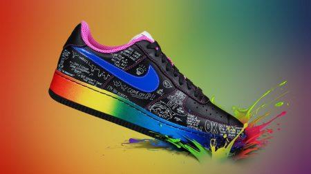 air force, nike, sneakers
