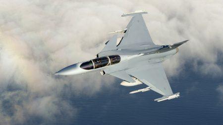 aircraft, fighter aircraft, sky