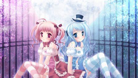 akane, lolita fashion, allegro mistic