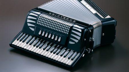 akkardion, instrument, keys