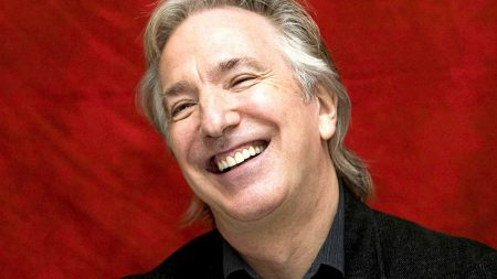 alan rickman, actor, man