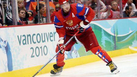 alexander ovechkin, hockey, form