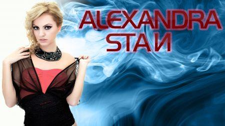 alexandra stan, girl, name