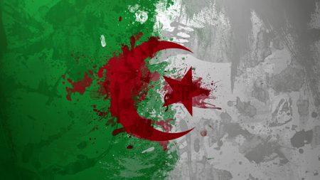 algeria, paint, background