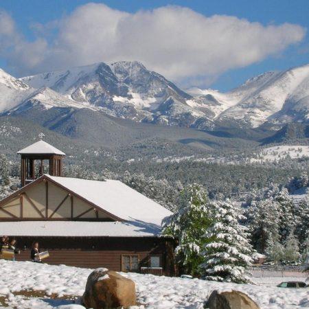 alpes, house, snow