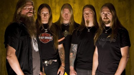 amon amarth, group, members