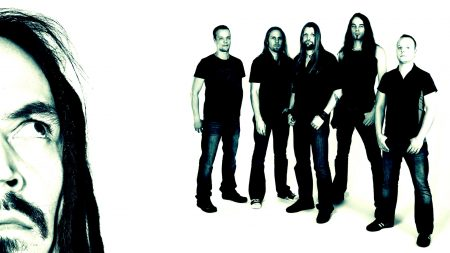 amorphis, band, face
