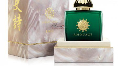 amouage epic, perfume, luxury