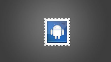 android, make, blue