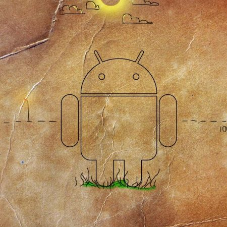 android, paper, sun