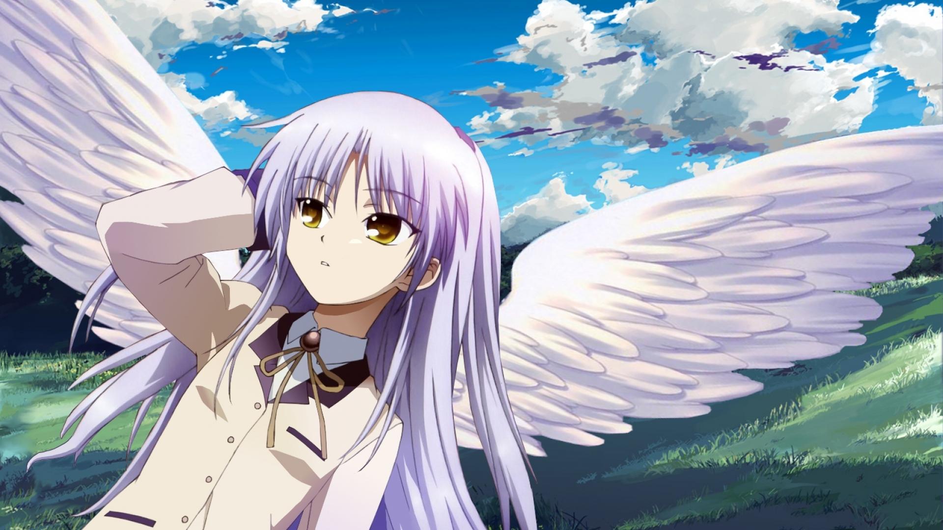 angel beats, tachibana kanade, girl