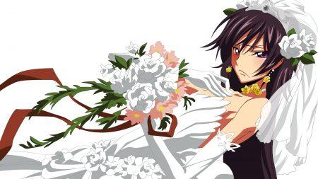 anime, girl, marriage