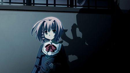 anime, girl, young
