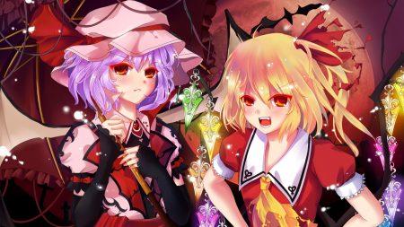 anime, girls, creatures