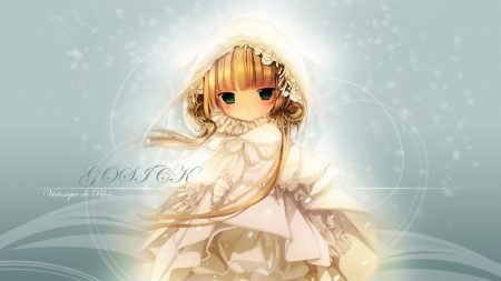 anime, gosick, girl