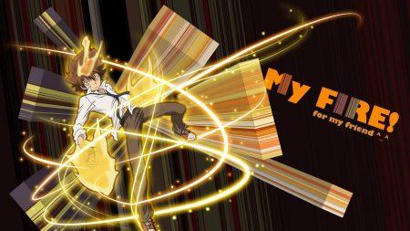 anime, my fire, movie