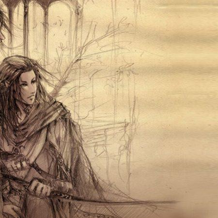 archer, pencil, elfs