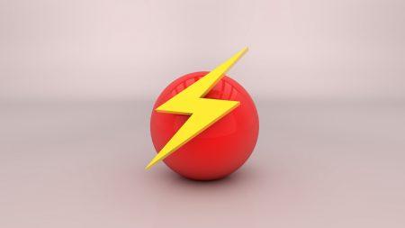arrow, mark, ball