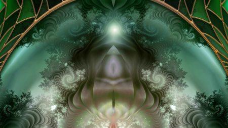 art, fractal, hd